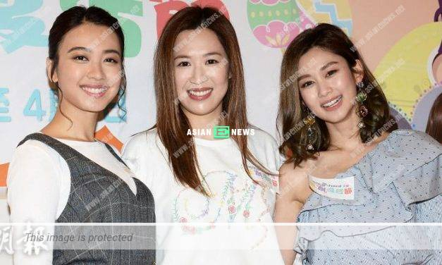 Eliza Sam's sister urges her to have baby; Linda Chung shares baby joy