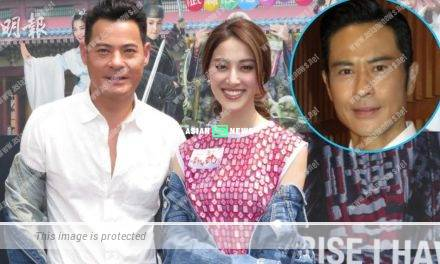 Kevin Cheng praises his girlfriend, Grace Chan has a sense of humour