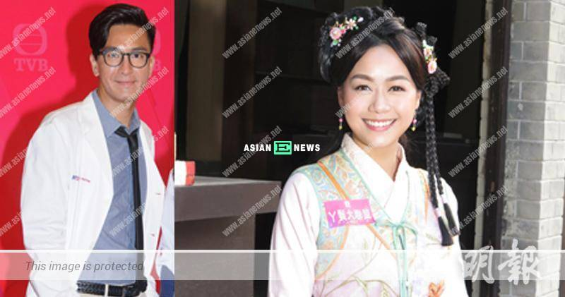 Jacqueline Wong is expecting? Kenneth Ma takes her to see a doctor