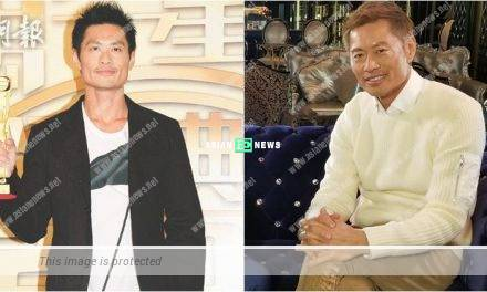 Big blow to Kenny Wong when TVB refuses to renew his contract in 1993