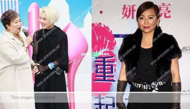 Miriam Yeung snatches the female lead role from Sheren Tang in TVB series?