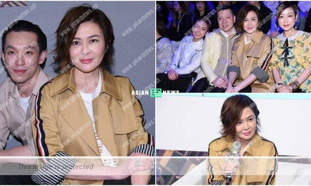 Shopaholic Rosamund Kwan describes her Wardrobe as Boutique