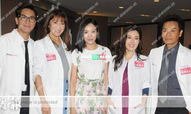 Kenneth Ma wants to act as gynecology specialist to see pretty girls
