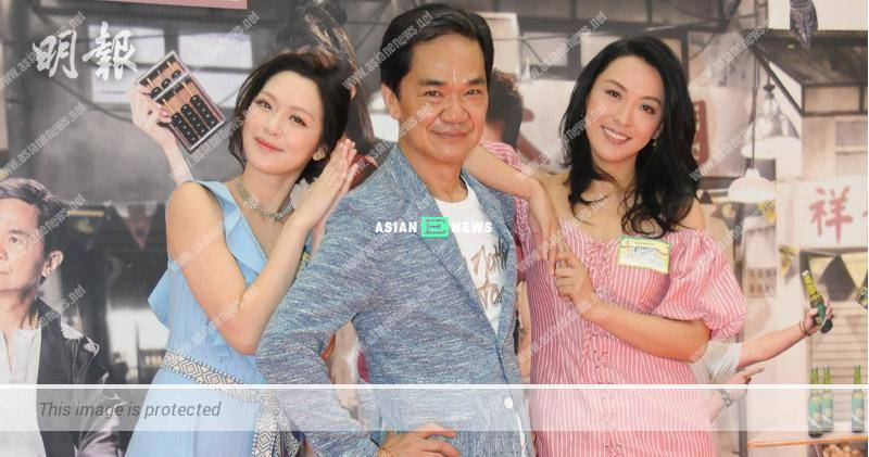 Alice Chan exposes Tommy Wong is scared of women