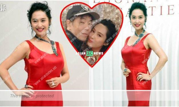 Athena Chu loves all jewellery given by her husband