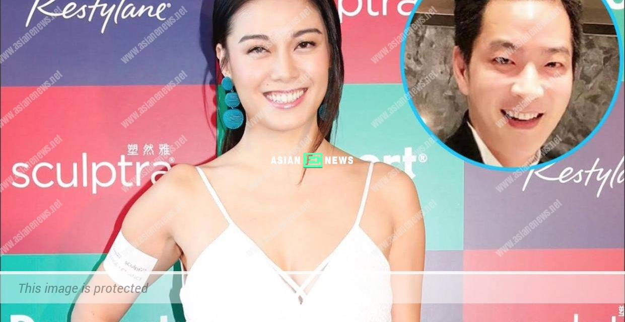 Bernice Liu's boyfriend has not broken up with his old love?
