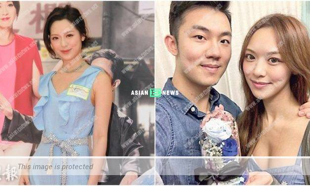 Crystal Fung's boyfriend will not pacify her when she cries