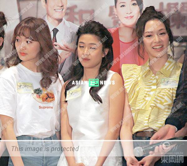 Erin Wong flaunts her wealth; Crystal Fung and she fail to get along?