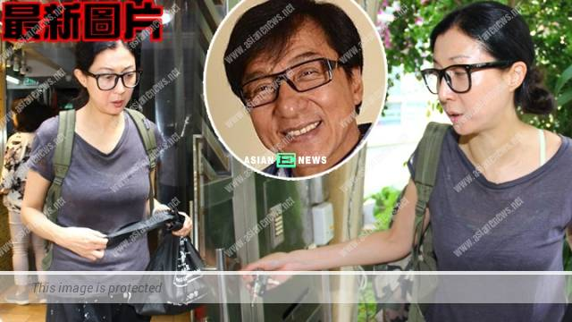 Guess what is Elaine Ng's reaction upon mentioning Jackie Chan?