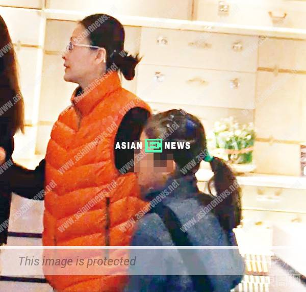 Flora Chan transforms into a lecturer to her daughter, Mira Chung