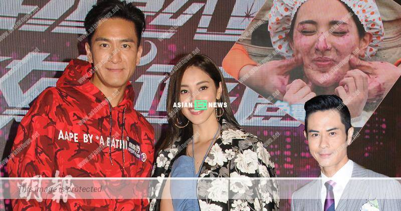 Kenneth Ma dares not make fun of Grace Chan