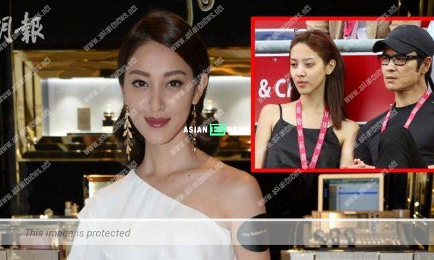 Grace Chan always shows her natural looks to her boyfriend, Kevin Cheng