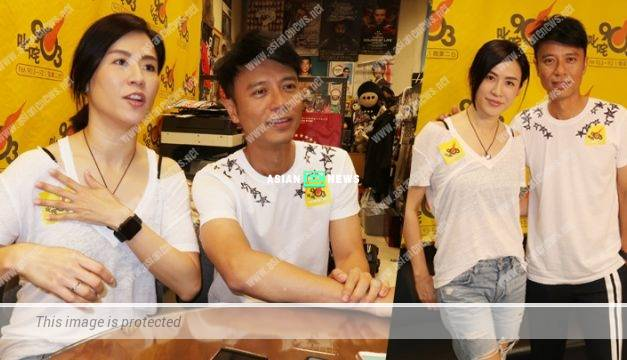 Hacken Lee and Jessica Hsuan film series together? He does not want to affect others