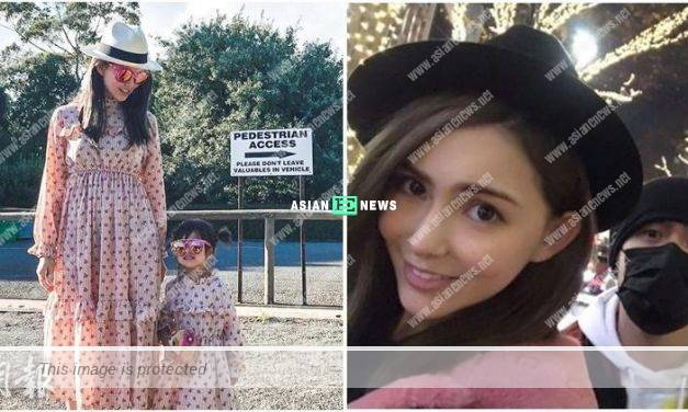 Hannah Quinlivan is pregnant again? Her daughter's face is revealed