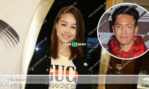 Kenneth Ma films in next studio room; He brings food for Jacqueline Wong