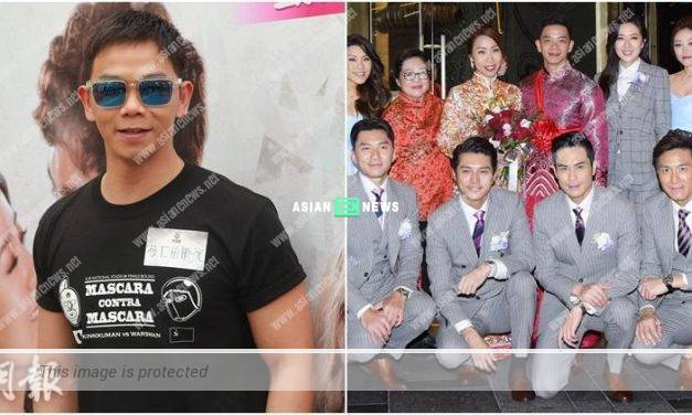 Jazz Lam denies Kevin Cheng argues with the director at his wedding banquet