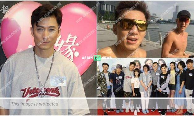 Joel Chan defends Benjamin Yuen; He feels helpless as a celebrity