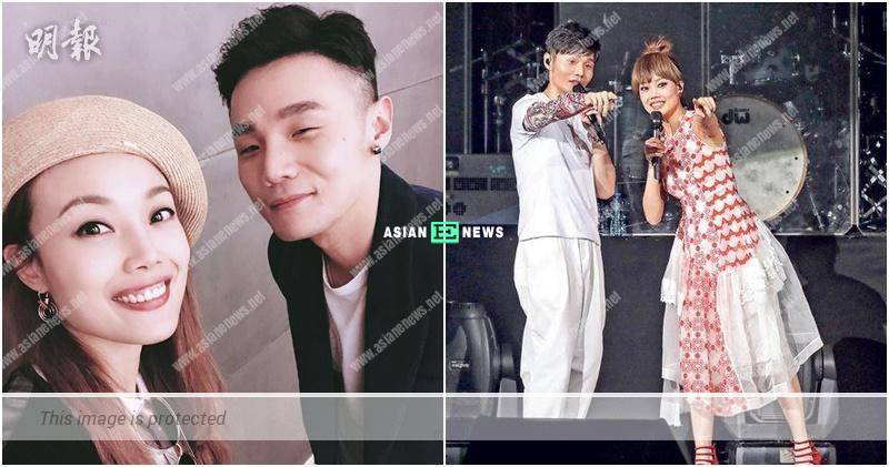 Joey Yung is full of envy when Rainie Yang has a perfect boyfriend, Li Ronghao