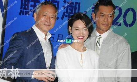 "Johnnie To calls movie king, Louis Koo as ""Koo Qu Qu""?"