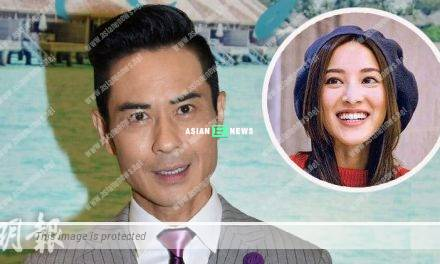Jazz Lam's wedding day: Kevin Cheng promises to announces good news