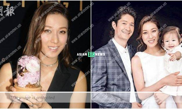 "Expecting Linda Chung's growing stomach suddenly ""disappears"""