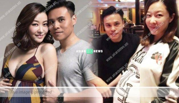 Congratulations to Lynn Hung giving birth to twins (girl)