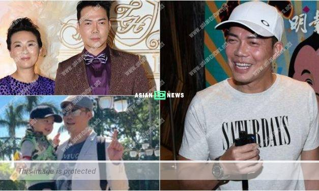Michael Tse has no idea about the baby gender