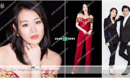 Myolie Wu opens her first bridal gown shop in Shanghai