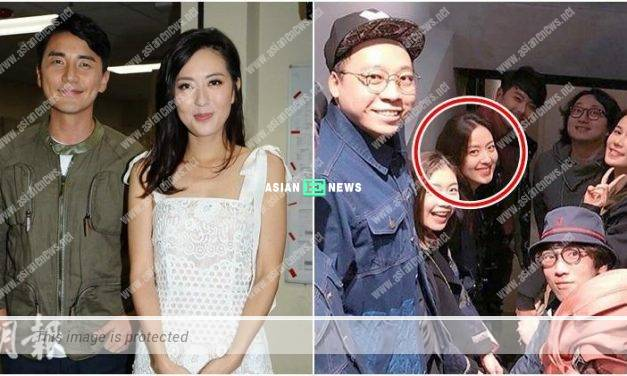 Natalie Tong and Tony Hung have reconciled? She says it is a joke