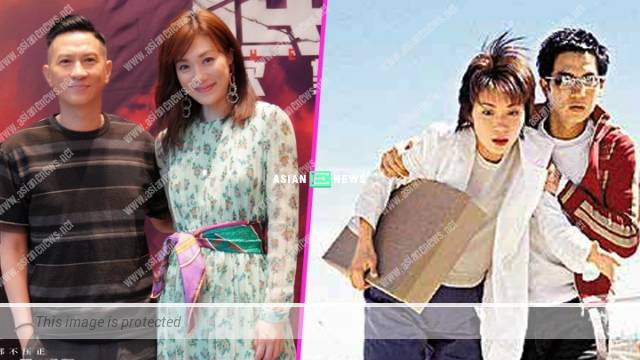 Maggie Cheung feels happy for Nick Cheung to become a director
