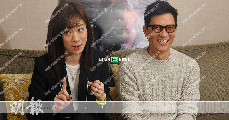 Maggie Cheung points the director, Nick Cheung is fussy
