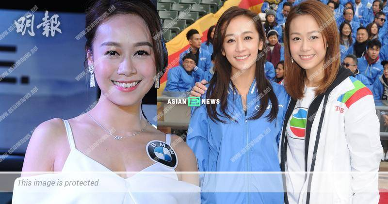 Scarlett Wong is in Singapore; Jacqueline Wong steals her jobs?