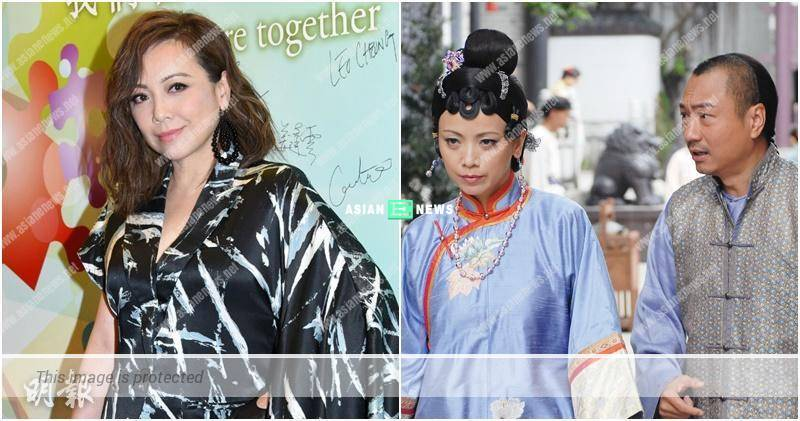 Filming with Wayne Lai again? Sheren Tang does not want to restrict herself