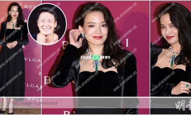 Leon Lai becomes a father; Shu Qi congratulates him