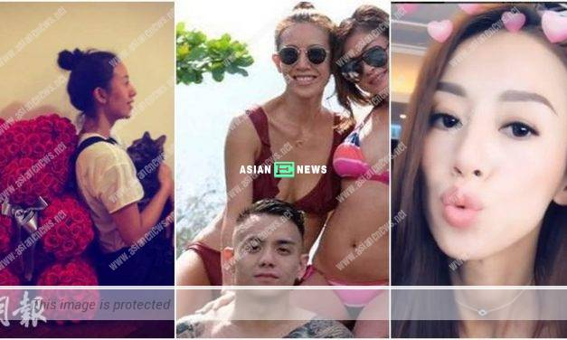 35 year old Toby Leung is exposed for dating younger man