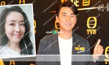 Tony Hung clarifies he is good friends with Natalie Tong