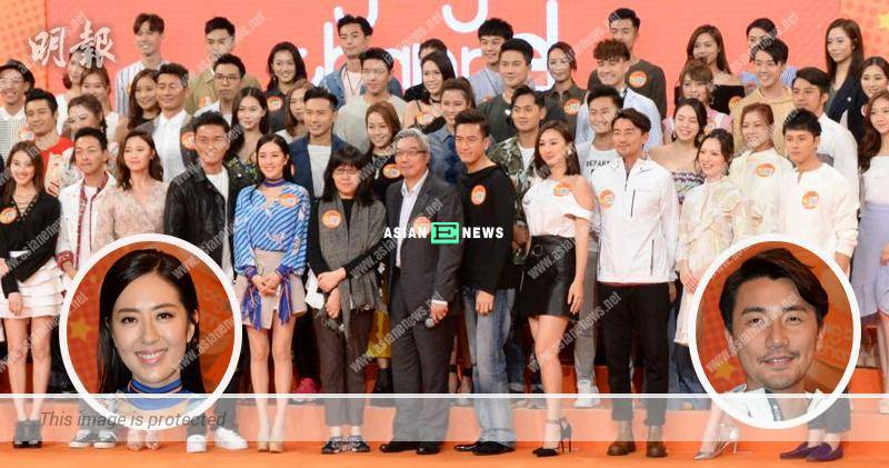 Natalie Tong and Tony Hung have zero interaction at the same event