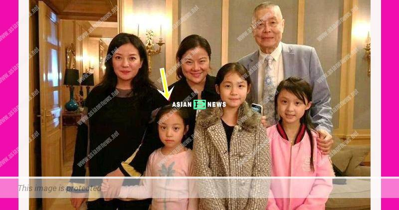 Vicki Zhao's daughter, April inherits her good genes