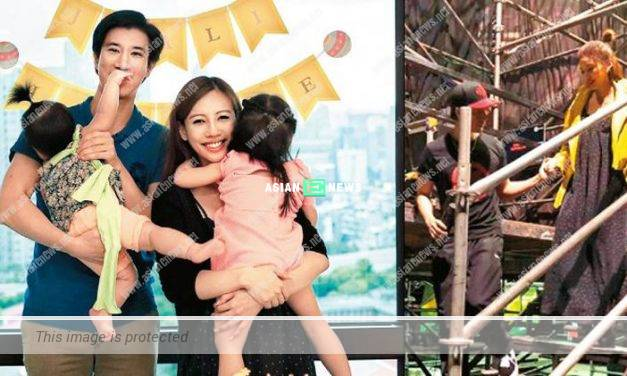 Wang Lee Hom's wife is expecting a baby boy
