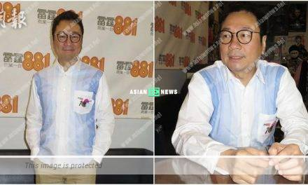 Wayne Lai's contract with TVB ends in May; They give me lots of freedom