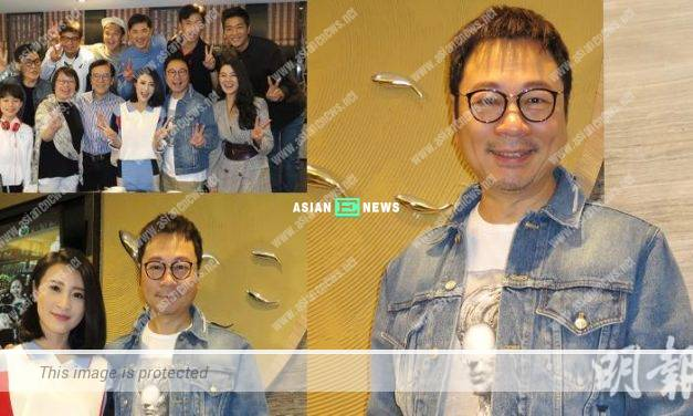 Wayne Lai remains in TVB: My roots is in Hong Kong