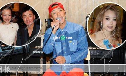 Reserve ticket for Joey Yung? Wilfred Lau says he is a busy man