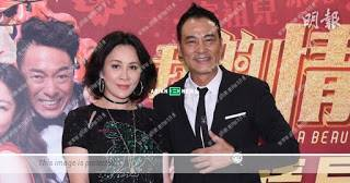 Simon Yam hopes to film sequel; Carina Lau does not want to wait until 80 years old