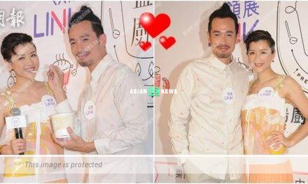 Moses Chan praises his wife, Aimee Chan is his goddess