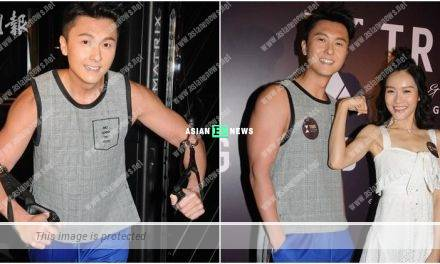 "Vincent Wong hopes to increase his chest size; Ali Lee wants to have a ""peach"" buttock"