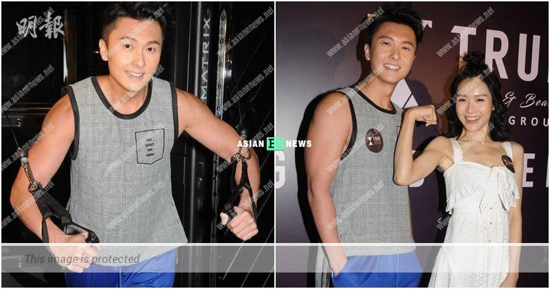 """Vincent Wong hopes to increase his chest size; Ali Lee wants to have a """"peach"""" buttock"""
