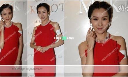 Ali Lee chooses to buy property than expensive jewellery