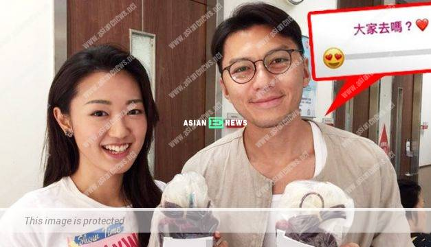 Benjamin Yuen and Bowie Cheung do their parts for blood donation