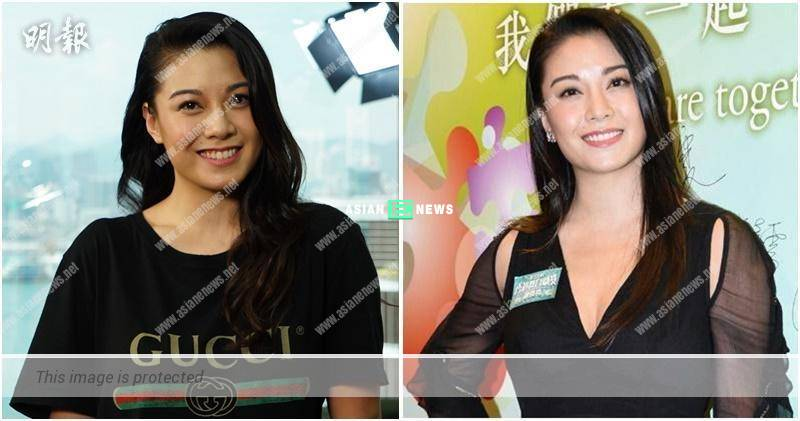 Bernice Liu decides to leave TVB due to tremendous pressure