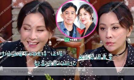 Tony Leung writes sorry card for Carina Lau; She asks if he does anything wrong